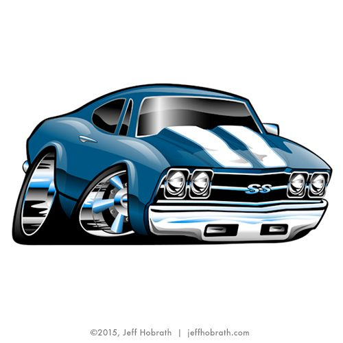 Classic Funny Car Board: Free Download Best Sick Cars Clipart