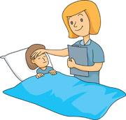 180x172 Sick Clipart Sick Child