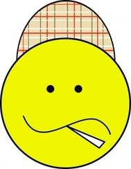 189x244 Sick Emoticon Clip Art Download 119 Clip Arts
