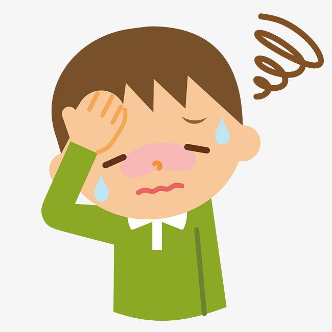 650x651 People Sick Headache, Sick People Free Downloads, Ai, White Png
