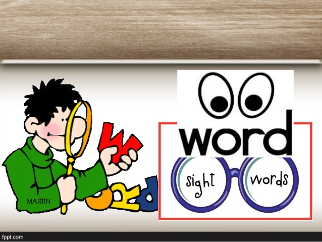 638x479 Sight Words And Word Recognition