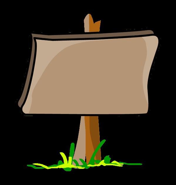 600x630 Sign Clipart Board