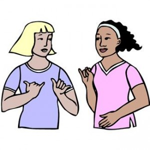300x300 Sign Language Clip Art Many Interesting Cliparts