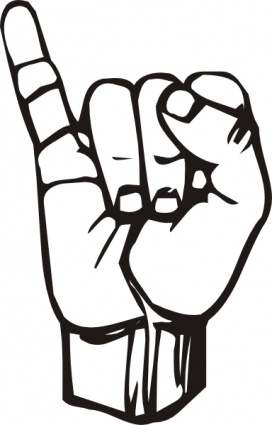 272x425 Sign Language Clipart I Love