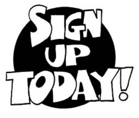 568x480 Sign Up Clipart
