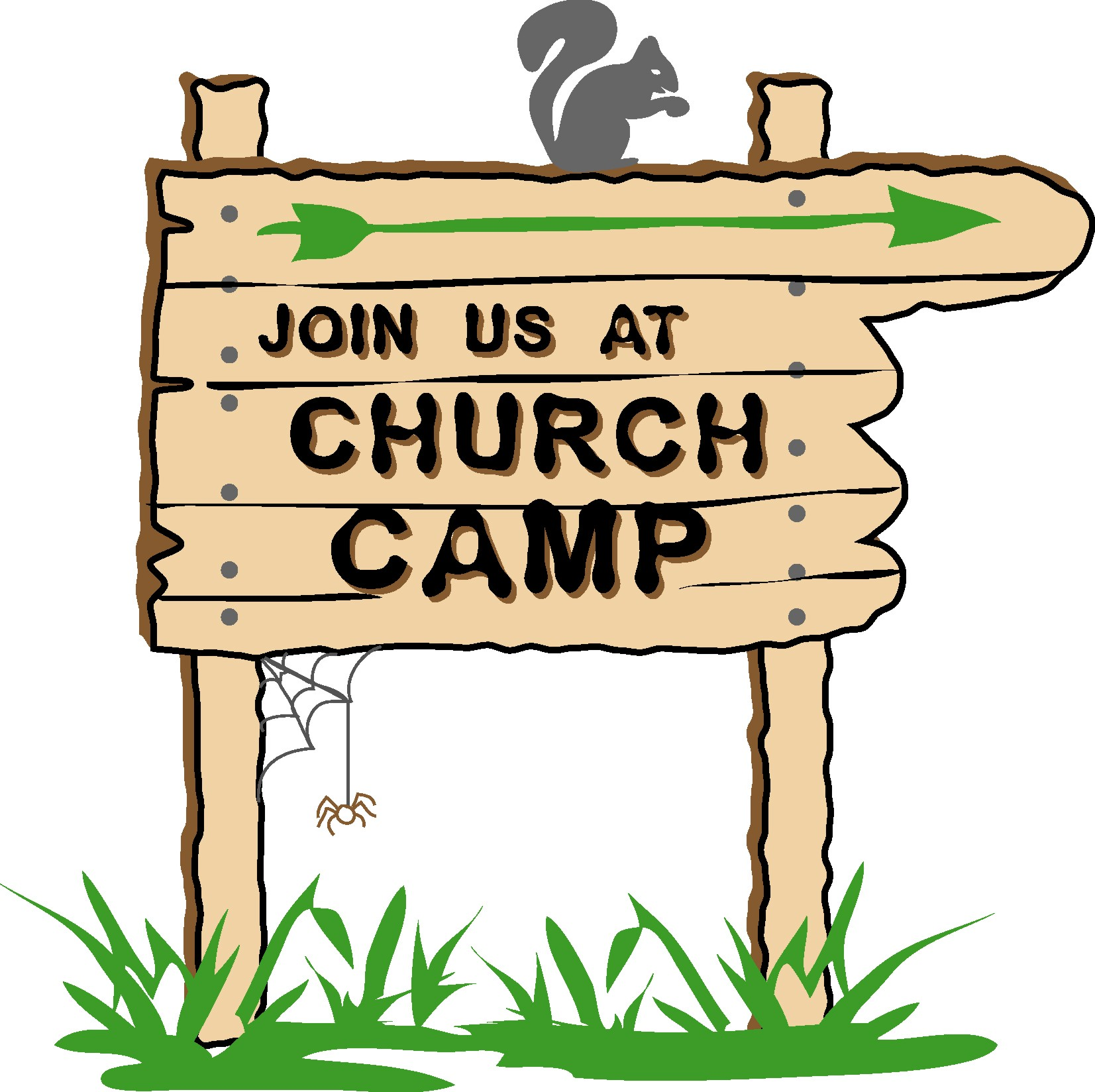 1653x1648 Church Clipart Camping