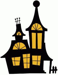 232x300 322 Best Halloween Silhouettes Images Halloween Art
