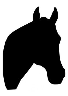 236x333 Clip Art Of Horse Head Horsehead Outline