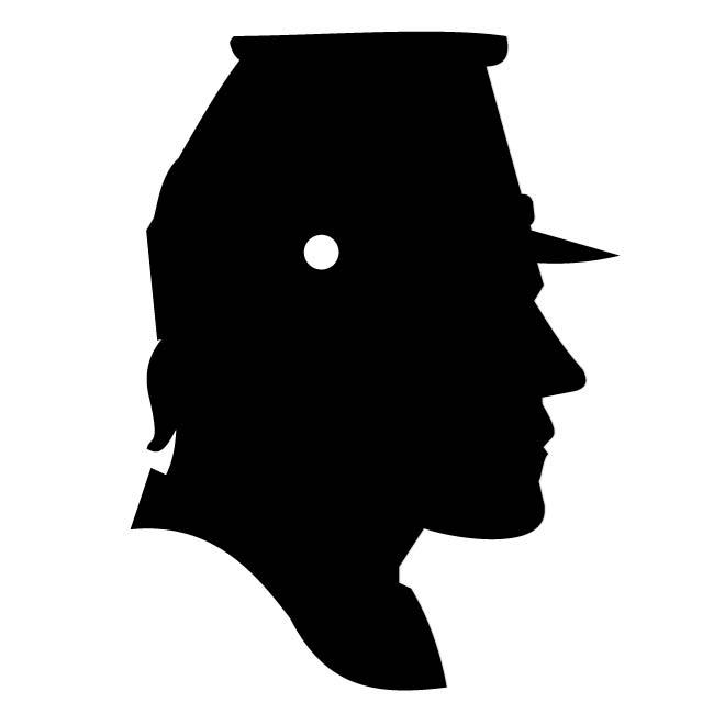 660x660 Silhouette Of A Soldier