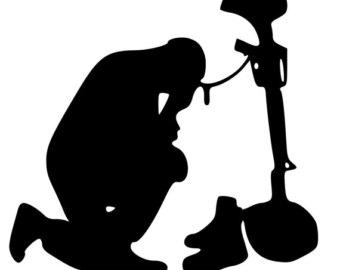 340x270 Soldier Clipart Fallen Soldier