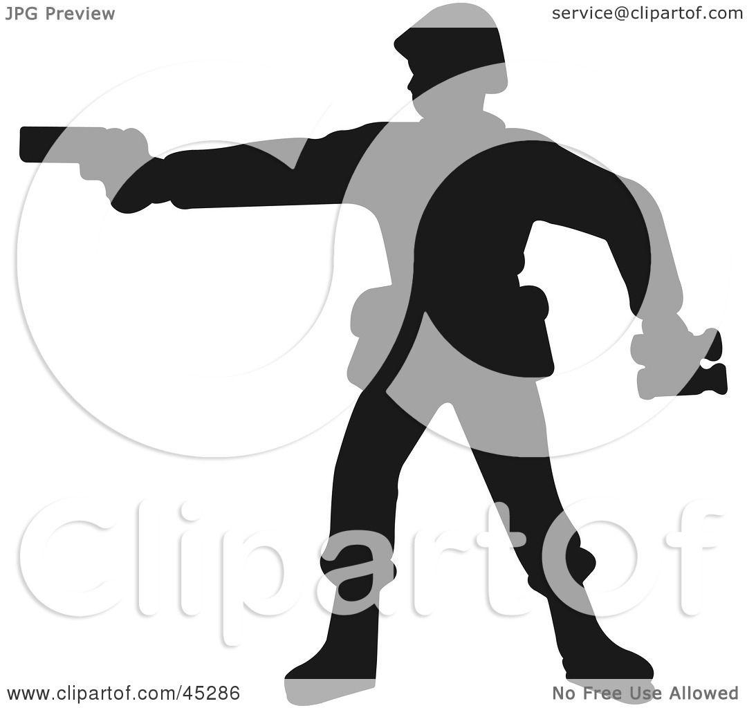 1080x1024 Soldiers Clipart Gun Silhouette