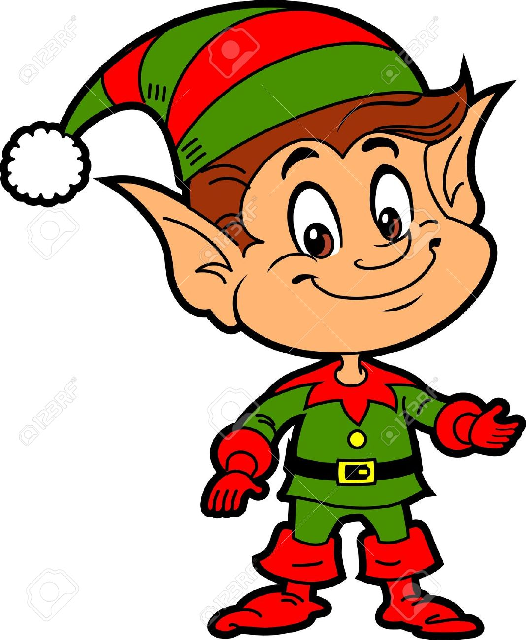1068x1300 Elf Clipart Silly