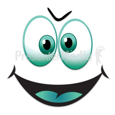 400x400 Expression Clipart Happy Eye