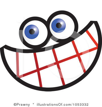 400x420 Funny Face Clip Art