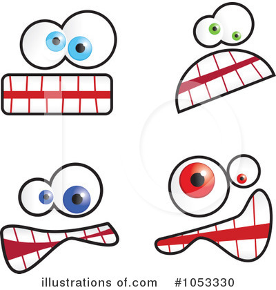400x420 Funny Face Clipart