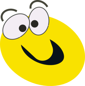292x297 Cartoon Face Clip Art