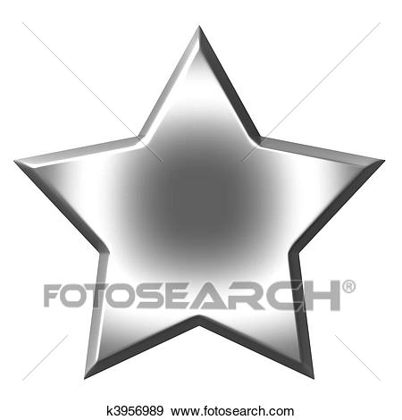 450x470 Silver Stars Clipart Amp Silver Stars Clip Art Images