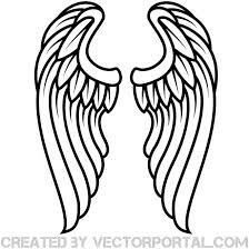 224x224 Best Angel Wings Drawing Ideas Angel Wings