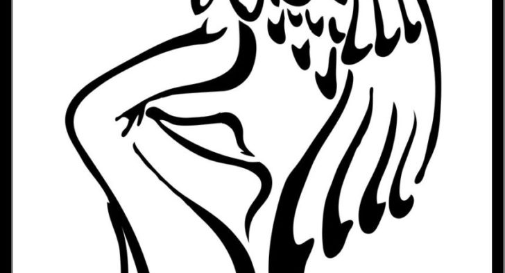 728x393 Simple Angel Tattoo Designs Images About Angel Wing Tattoo