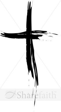 211x388 37 Best Solid Cross Tattoo Images Religion Tattoos
