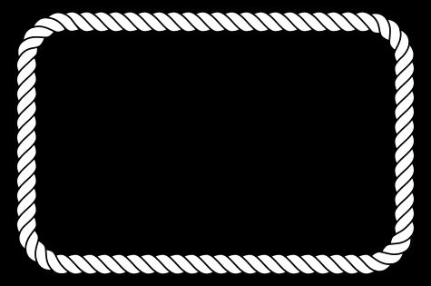 475x315 Lasso Border Clip Art