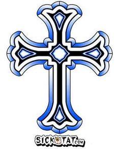 236x294 Gothc Clipart Celtic Cross