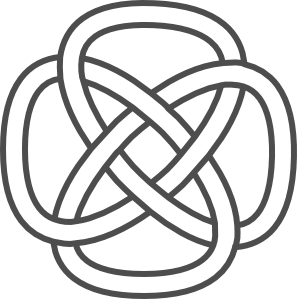 297x299 Simple Celtic Cross Clip Art Free Clipart Images 5 Image