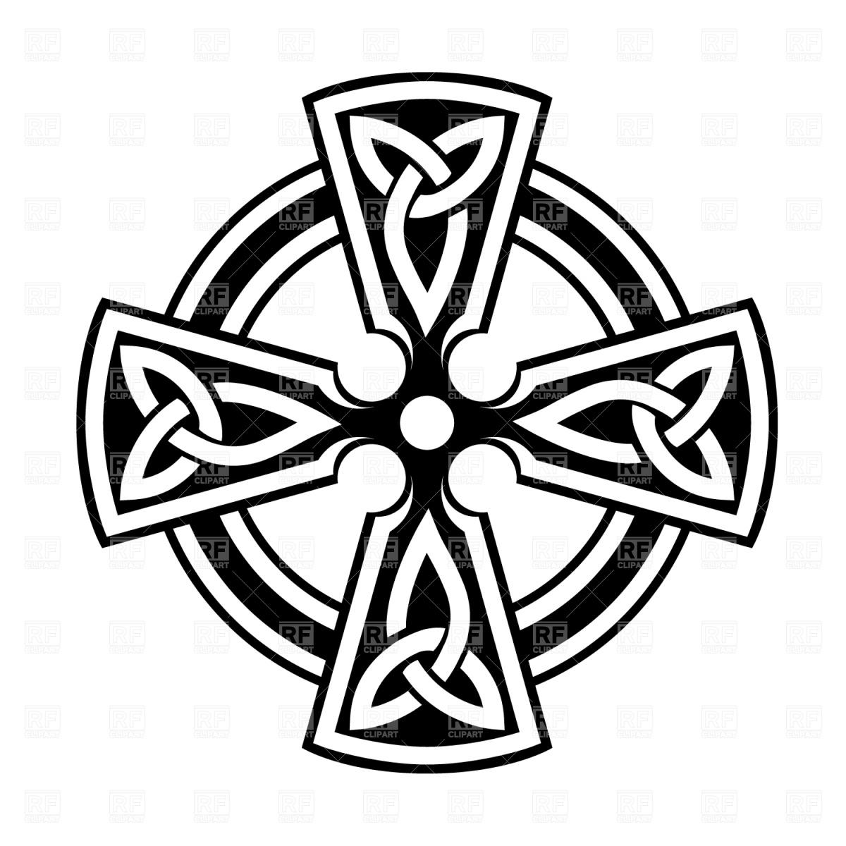1200x1200 Simple Celtic Cross Clip Art Free Clipart Images 7