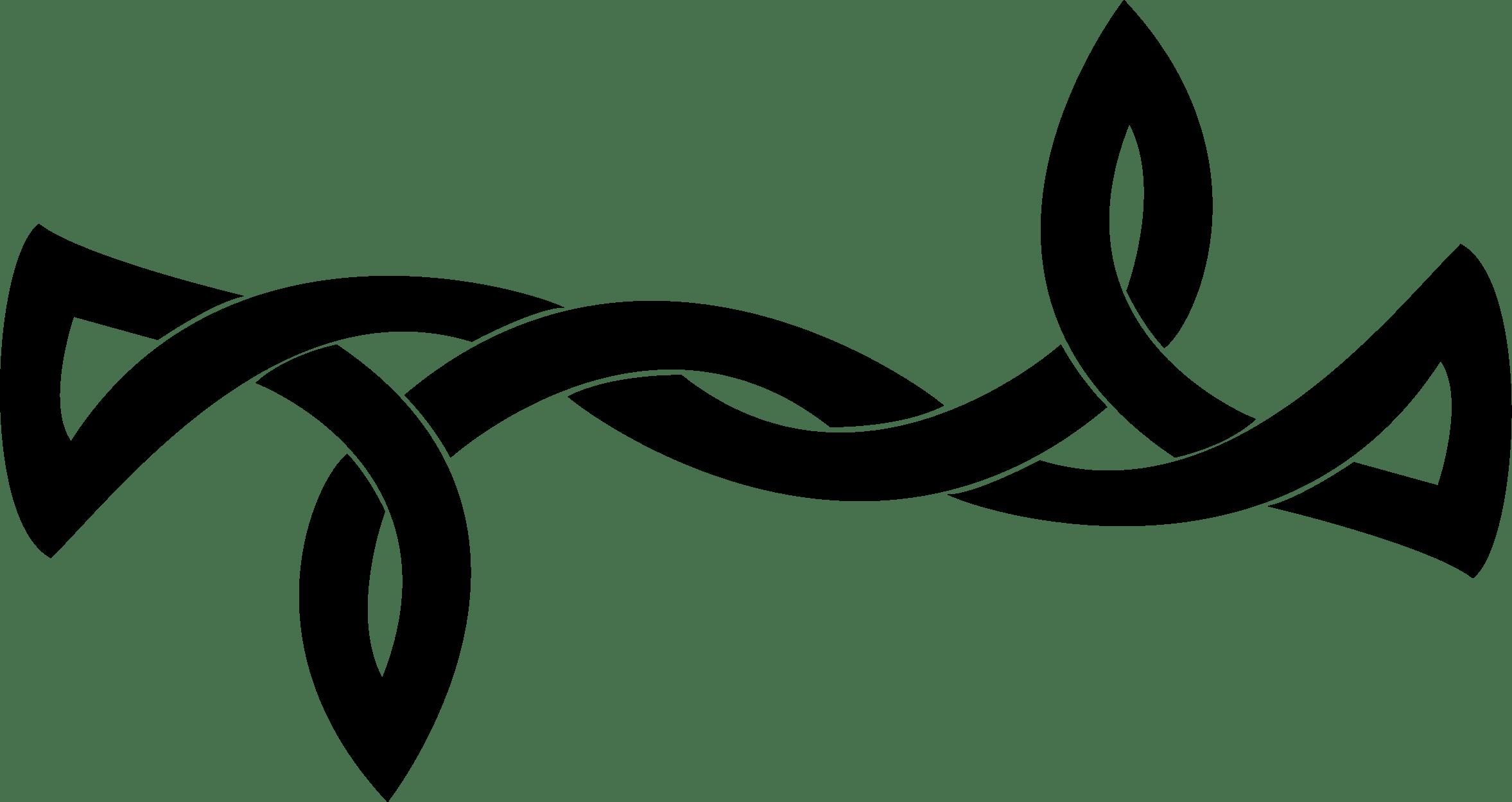 2355x1250 Celtic Knots Transparent Png Images