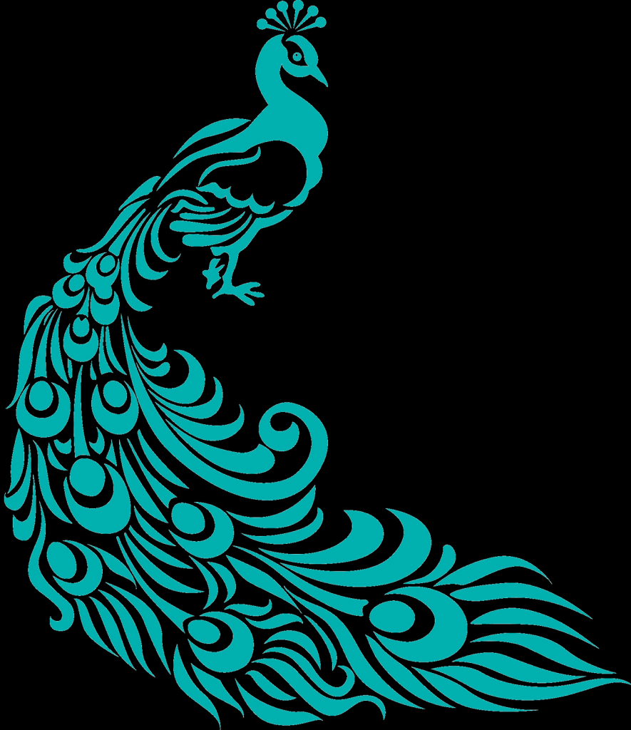 885x1024 Simple Peacock Feather Drawing Simple Peacock Designs Clipart Best