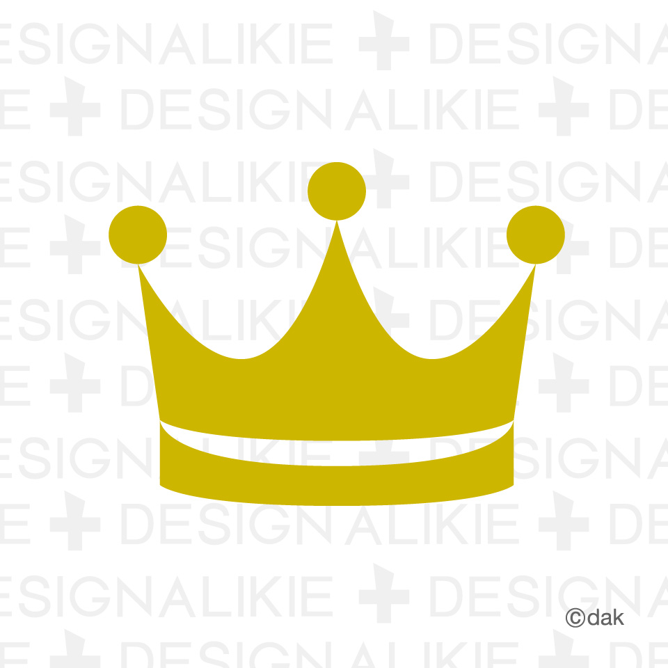 960x960 Crown Clipart Yellow