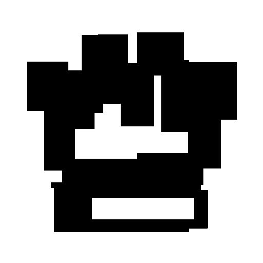 512x512 Drawn Crown Transparent