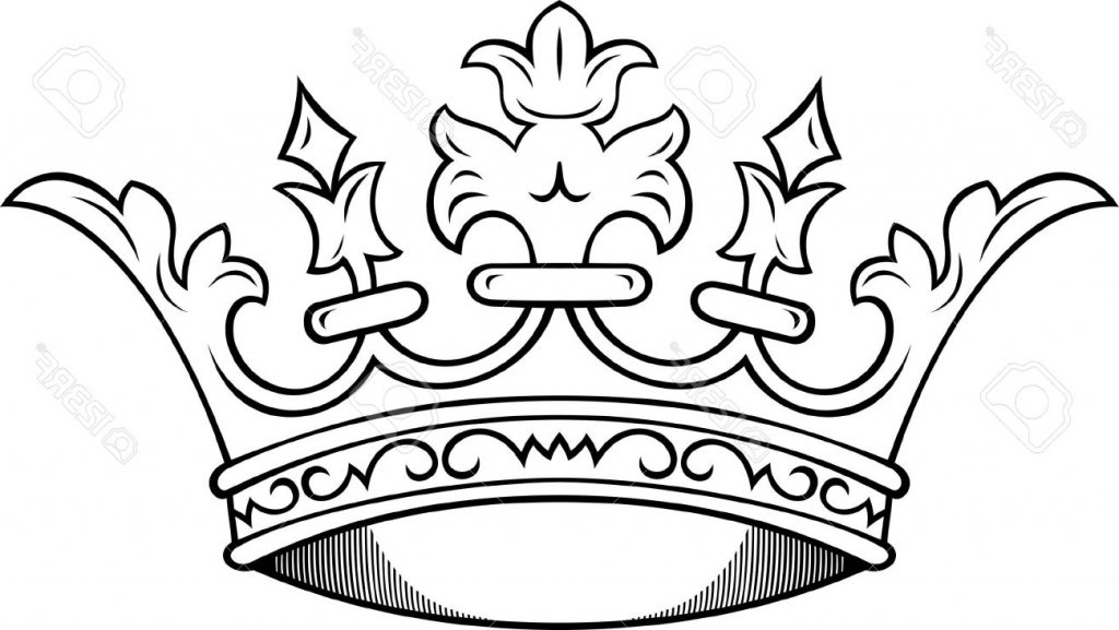 1024x577 Simple Crown Drawing Simple King Crown Drawing Clipartsco