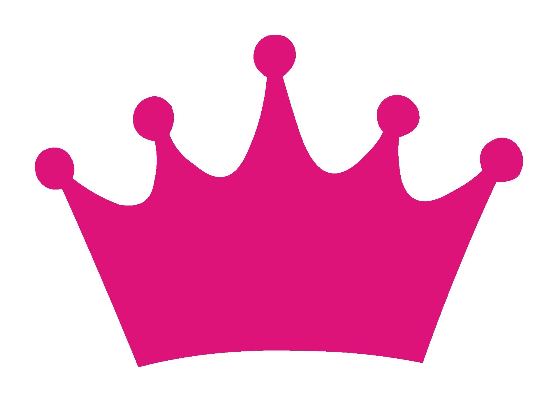 1915x1381 Simple Pink Princess Crown Clipart