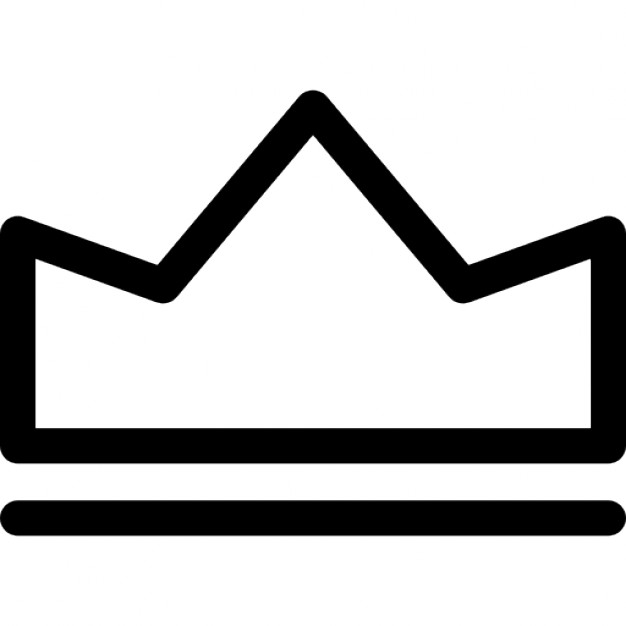 626x626 Simple Royal Crown Icons Free Download