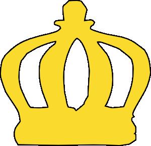 300x290 Cartoon Crown Clip Art