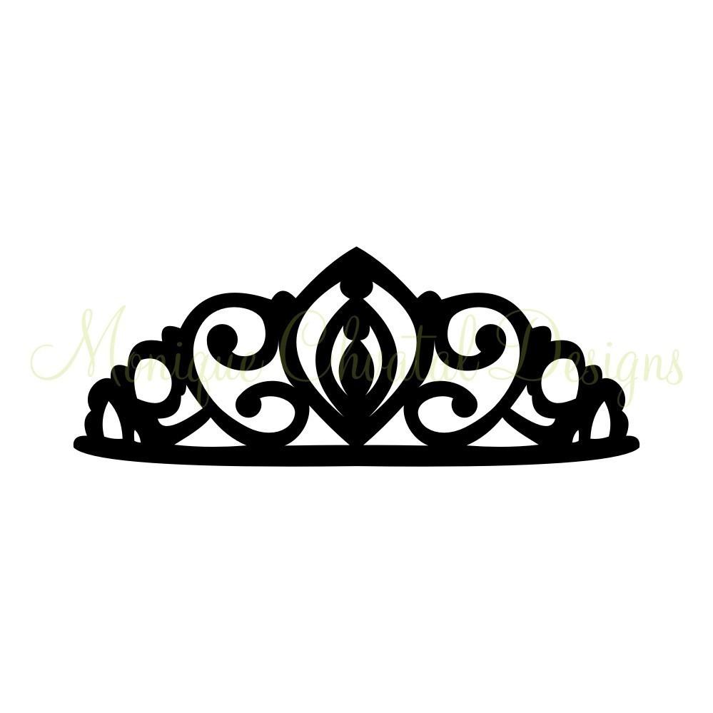 999x999 Princess Crown Clip Art Clipart