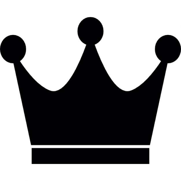626x626 Simple Crown Clipart Png