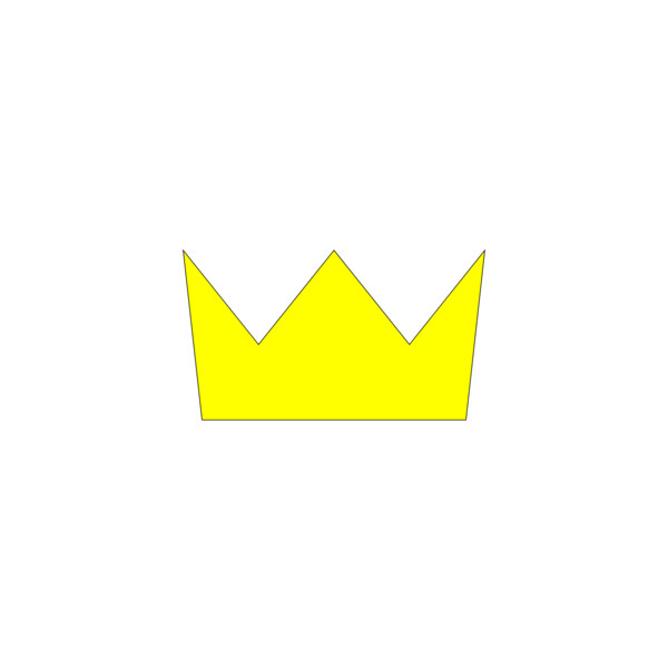 600x600 Triple Crown Clip Art