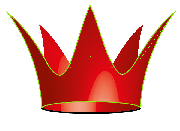 600x439 Create A Royal Crown Using Adobe Illustrator Cs5