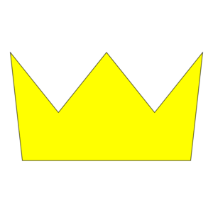 300x300 Crown Png Clipart