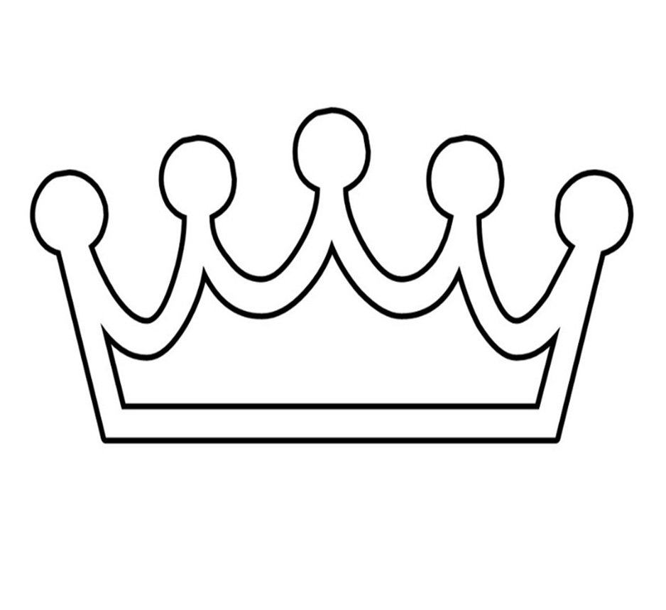 938x859 45 Free Paper Crown Templates