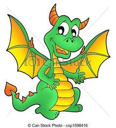 236x260 Cute Dragons Cartoon Clip Art Images.all Dragon Cartoon Picture