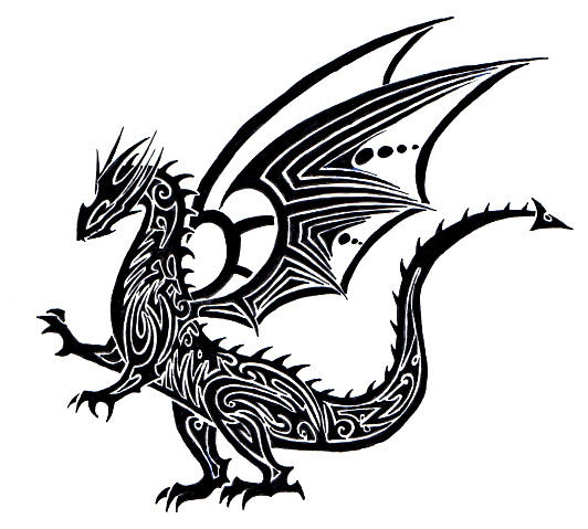 Simple Dragon Pictures