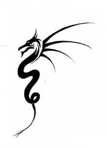 217x300 The Best Simple Dragon Drawing Ideas Dragon