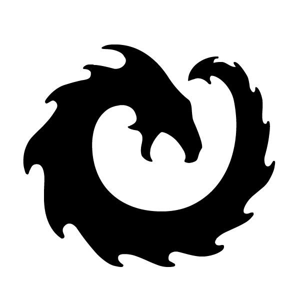600x600 Dragon Eye Clipart