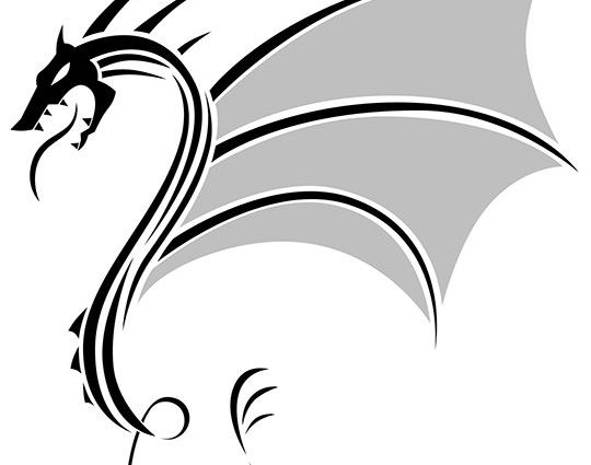 540x425 Simple Drawing Of A Dragon Best 25 Simple Dragon Drawing Ideas