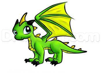 350x262 Best Simple Dragon Drawing Ideas Dragon Tattoo