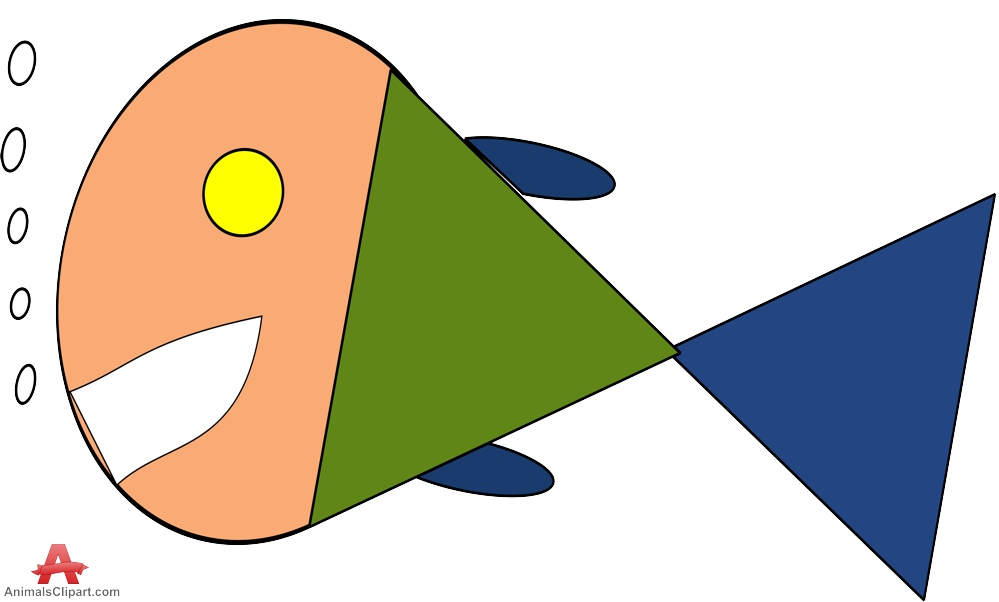 999x602 Fish Drawing Simple Clipart Free Clipart Design Download