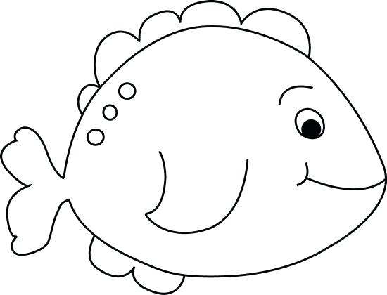 550x420 Outline Fish